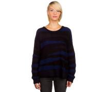 Findon Crewneck Pullover blau