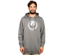 Icon Hoodie gunmetal heather