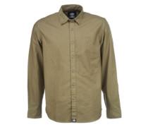 Wrightsville Shirt LS dark olive