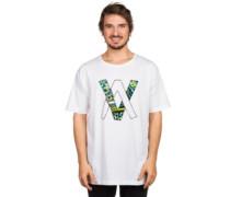 Graphi T-Shirt white