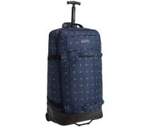 Multipath Checked Travel Bag