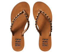 Perla Sandalen Frauen braun