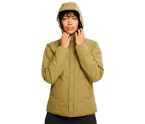 Kiley Hooded Insulated Jacket