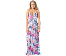 Pivoine Bloom Kleid pink