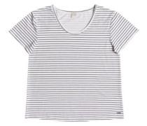 Just Simple Stripe T-Shirt dress blue just simple st