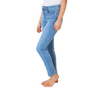 Juc Mid Rise Slim Jeans