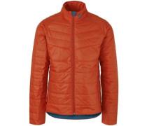 Insuloft Light Fleece Jacket burnt orange