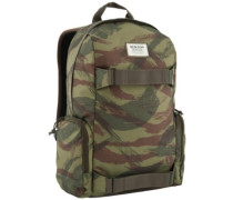 Emphasis Backpack brushstroke camo