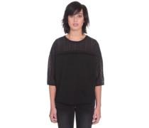 Kyanite T-Shirt LS black