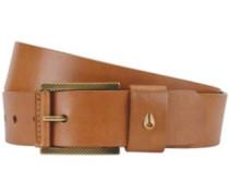 Americana II Belt honey brown