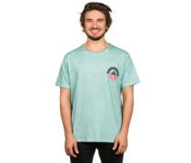 Sealed T-Shirt dark turquoise