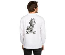 Pigpen T-Shirt weiß