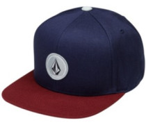 Quarter Snapback Cap Boys indigo