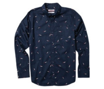 Nickel Shirt LS navy