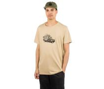 Van Surf T-Shirt beige