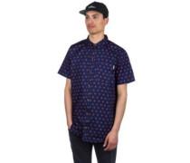 Daized Woven Shirt navy