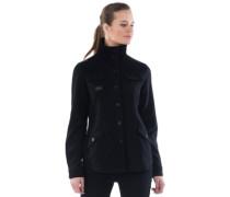 Merino Mountain Shirt LS black