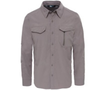 Sequoia Shirt LS falcon brown