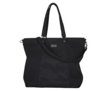 Garden Pass Tote Bag black