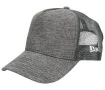 Jersey Trucker Cap grau