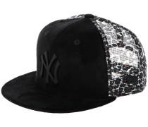 NY Yankees Leo Mesh Snap Cap