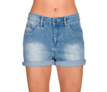 Ohio-Sh Jeans Shorts light blue denim