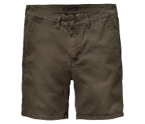 Goodstock Vintage Chino Shorts grün