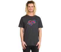 Qualifier Tech T-Shirt schwarz