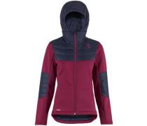 Insuloft Plus Fleece Jacket sangria purpl