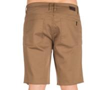 A/979 5 Pkt Shorts tobacco