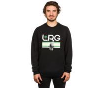 Zion Lion Crew Neck Sweater black