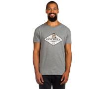 Ginchilla T-Shirt grau