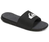 Amphibian Slide Sandals white