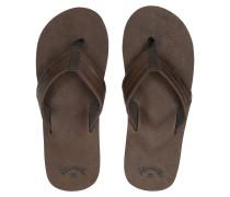 Seaway Classic Sandals chocolate