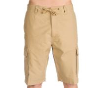 Fowler Shorts braun