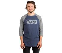 Classic Raglan T-Shirt blau