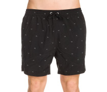 Flag X Swim 2 Boardshorts schwarz