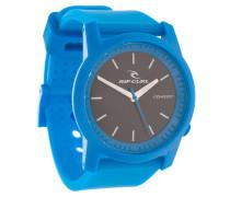 Cambridge Silicone Uhr blau
