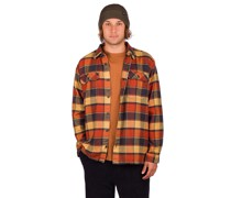 Fjord Flannel Shirt burnished red