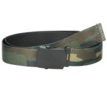 Web Belt camo