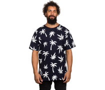 Beach Budz T-Shirt blau