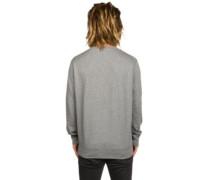 Pop Top Crew Sweater grey heather