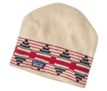 Backslide Beanie pueblo stripe: toasted wh