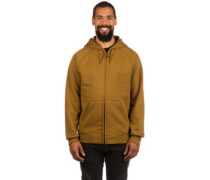 Chase Zip Hoodie gold