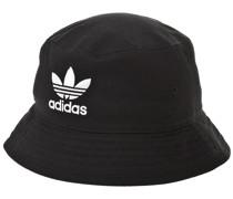 Trefoil Adicolor Bucket Hat white