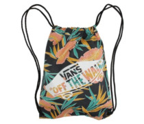 Benched Novelty Gymbag black tropical