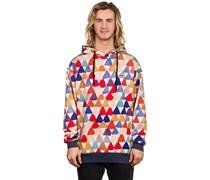 Triangles Hoodie muster
