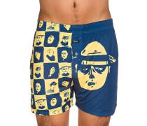 Watchman Boxershorts blau