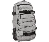 Melange Louis Backpack grey melange