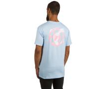 Cocktail Hour T-Shirt blau